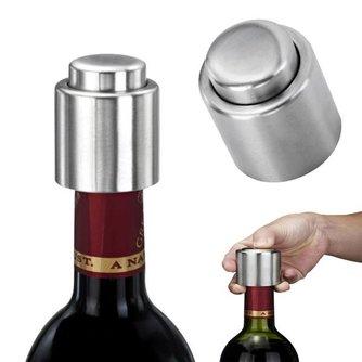 3 Stuks Wijnflesdop