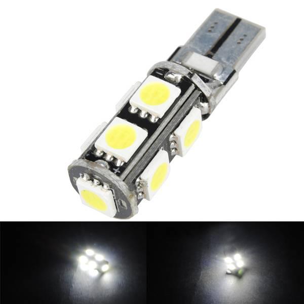 led verlichting voor het interieur van de auto