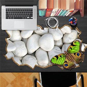 Bureau Stickers 3D