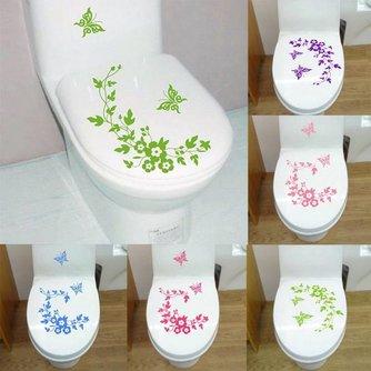 Waterdichte Sticker voor Toilet of Koelkast