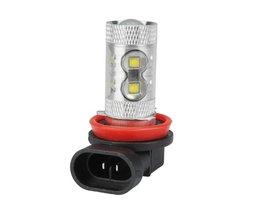 Auto Licht 50 WATT Wit Licht (2 Stuks)