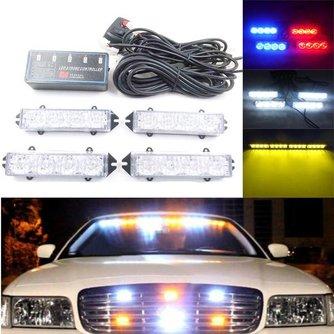 Signaallichten Voor Auto
