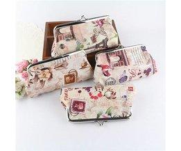Handtasje Voor Vrouwen Met Print