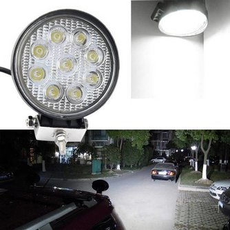 Grote LED Lamp voor Auto 27W