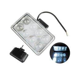 Schijnwerper Lamp 8LED 3W voor de Auto