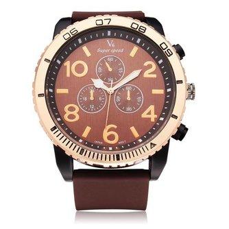 V6 Kwarts Horloge V0166