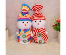 Sneeuwpoppen Snoepzakje