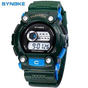 SYNOKE Waterdicht Digitaal Horloge