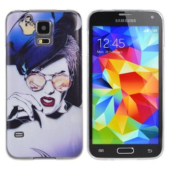 Samsung Galaxy S5 i9600 Case