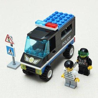 Politiebus Bouwset van Enlighten