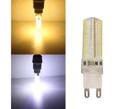 G9 4.5W LED Lamp In Twee Kleuren