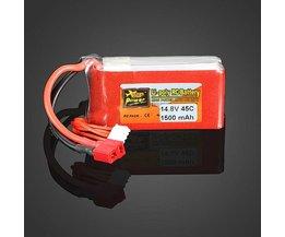 RC Helicopter Onderdelen Batterij T Plug