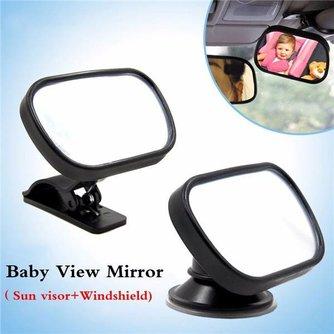 Babyspiegel Voor in de Auto