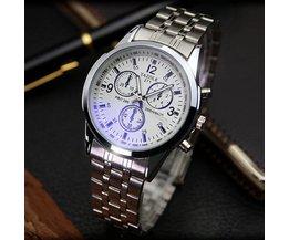 Unisex Horloge RVS