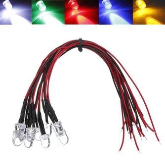 8 Mm LED lampjes