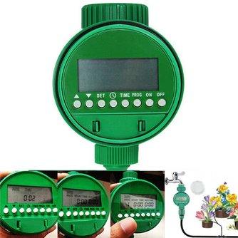 Automatische Watertimer voor de Tuin