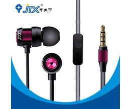 JTX Koptelefoon met Microfoon JL580