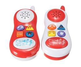 Speelgoedtelefoon met Geluid
