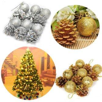 Kerstboomversiering 12Stuks