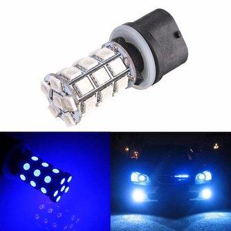Blauwe LED Autolamp 880 5050 27-SMD
