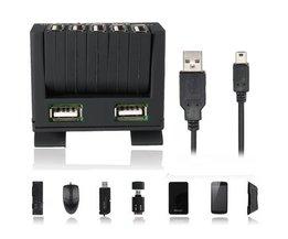 USB Adapters met 7 Poorten