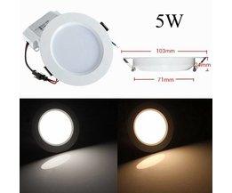5 W LED Lamp