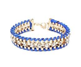Armbanden met Kleurrijke Steentjes