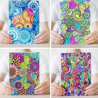 Kleurboekjes