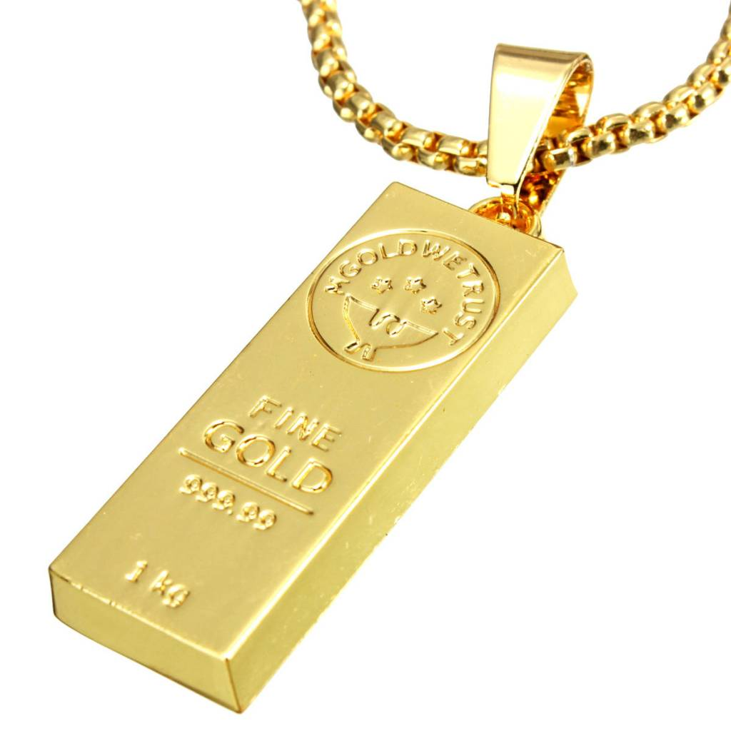 Gouden Hanger Mannen online bestellen? I MyXLshop (Tip)