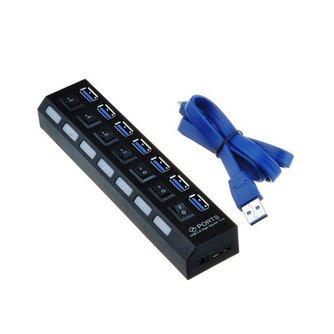USB 3.0 Hub Met Kabel