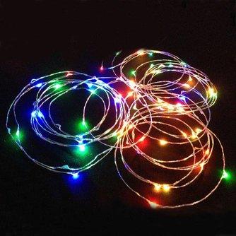 Gekleurde LED Snoer