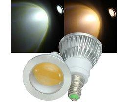 LED Lamp E14 Dimbaar
