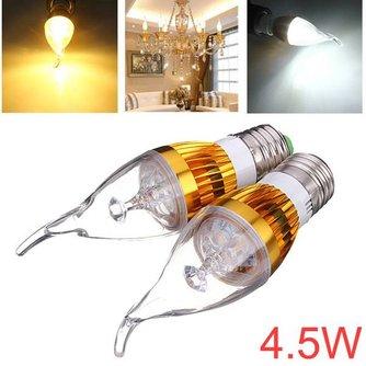 Dimbare E27 LED Lamp