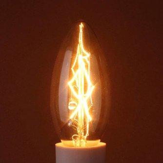 40 Watt Lamp Met E14 Fitting