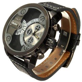 Horloge met Grote Wijzerplaat