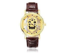 Skelet Horloge Unisex