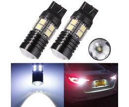 Witte Autolampen