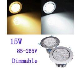 15 Watt LED Lamp
