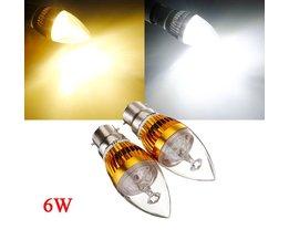 Kaarslamp Voor B22 Fitting