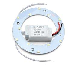 6 Watt LED Plafondlamp