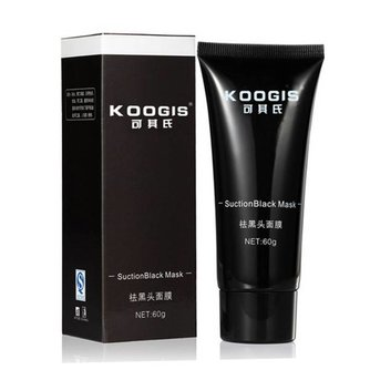 Koogis Black Peel Off Mask