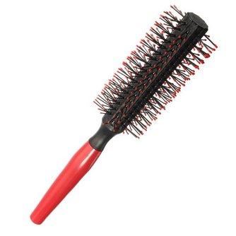 Krul en haarborstel