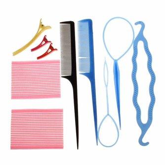Haaraccessoires Kopen (10-Delige Set)
