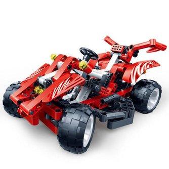 Bouw Auto 250 Onderdelen voor Kinderen