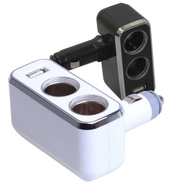 Adapter Sigarettenaansteker Stopcontact