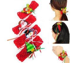 Haarband voor Kerst