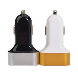 USB Lader Met 3 Poorten
