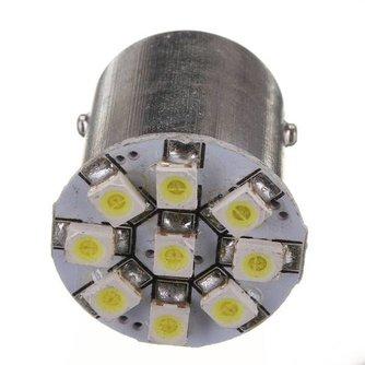 9 SMD LED Lampje