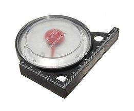 Zwarte Hoekmeter Met Kunststof Behuizing
