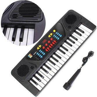 Speelgoed Keyboard Met Microfoon